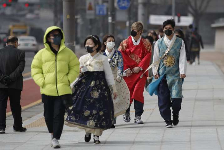 India Tv - Japan, South Korea see surge in coronavirus cases; Japanese emperor's 60th birthday overshadowed