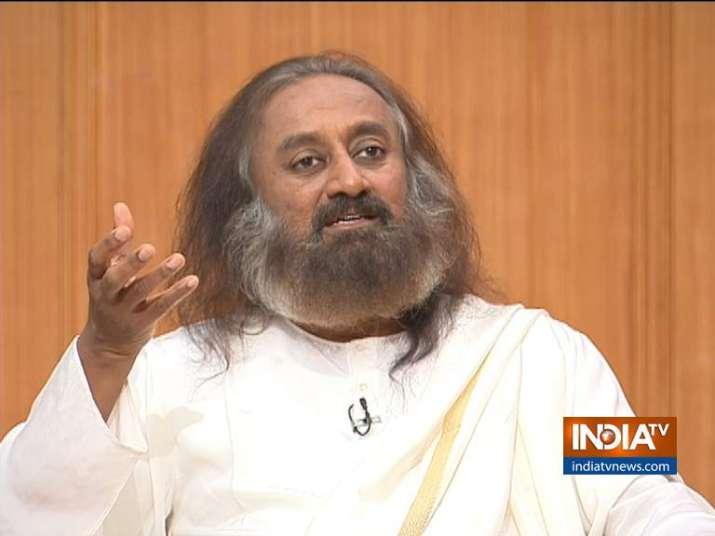 Sri Sri Ravi Shankar in Aap Ki Adalat