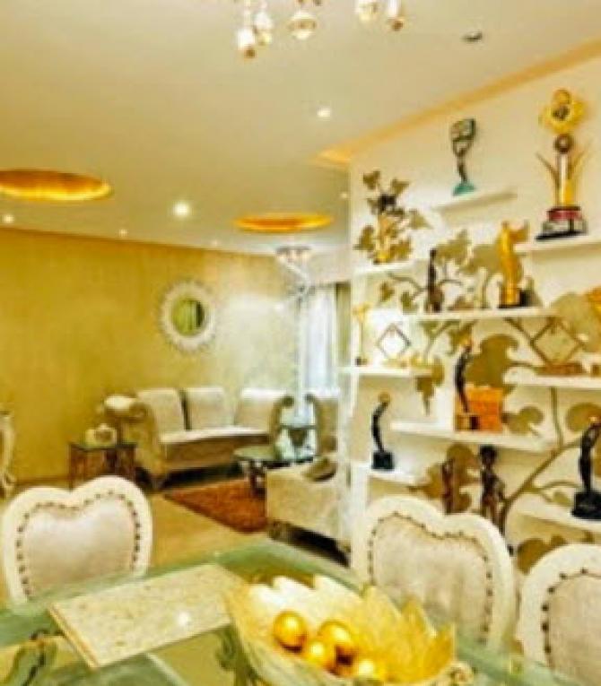 India Tv - Divyanka and Vivek's lavish apartment