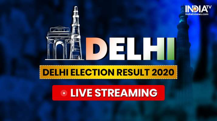 indian election results 2020 live