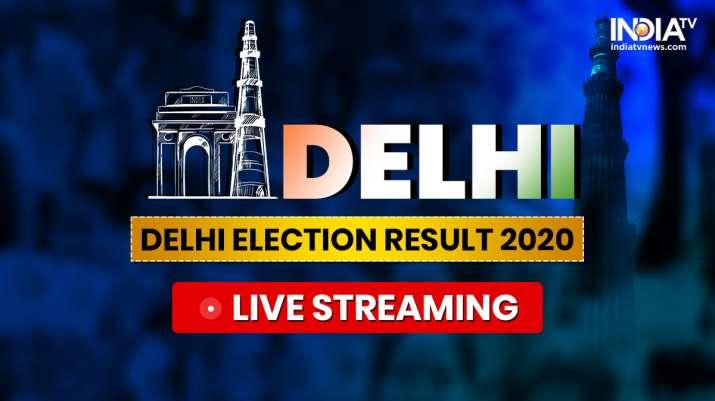 delhi results live streaming, delhi election results live, delhi election results live updates, live