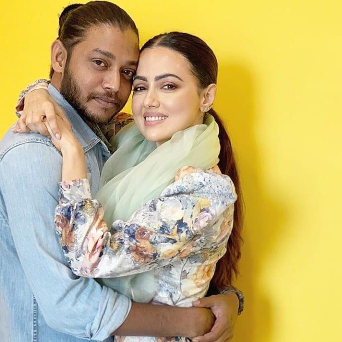 India Tv - Sana and Melvin