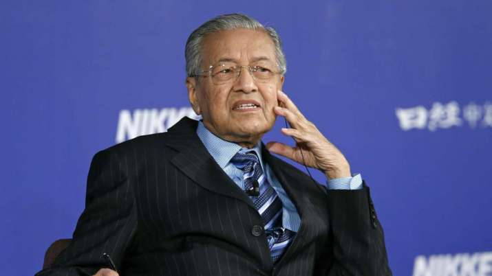 Mahathir Mohamad resigns in Malaysian political upheaval