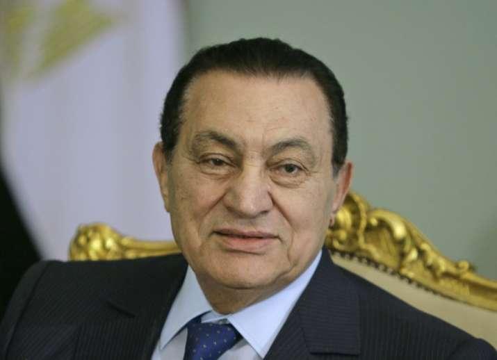 Hosni Mubarak dies, Hosni Mubarak death, Former Egypt President Hosni Mubarak dies, Hosni Mubarak de