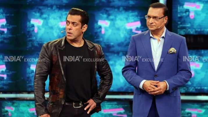 India Tv - Rajat Sharma, salman khan