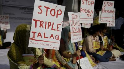Five families booked in triple talaq case Thane, Maharashtra