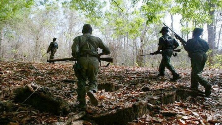 Chhattisgarh : Naxal killed, four CRPF personnel injured in encounter