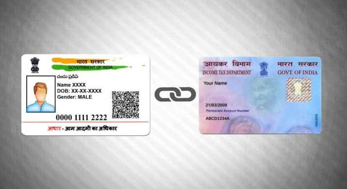 PAN Cards, Aadhar Card, PAN card latest news, how to link pan with aadhar, link aadhar to pan, how t