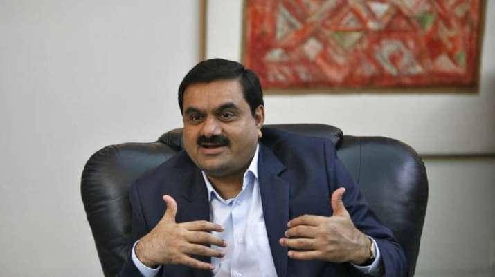 A file photo of businessman Gautam Adani