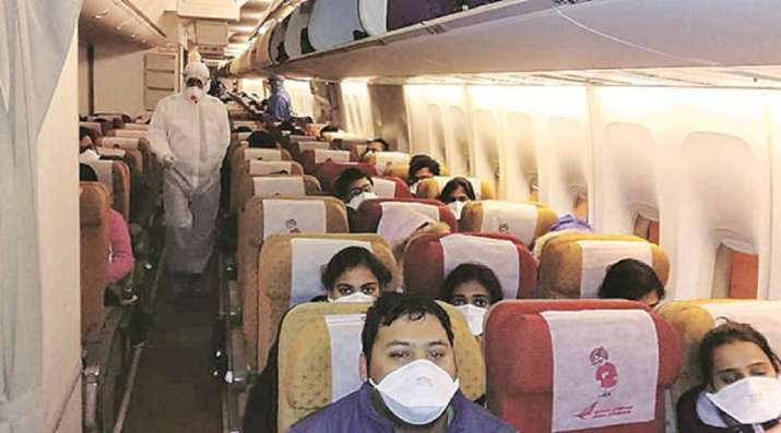 Six Indians in Wuhan stopped from boarding special flight to India ...