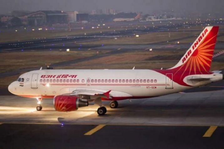 Pune airport, Air India, Delhi