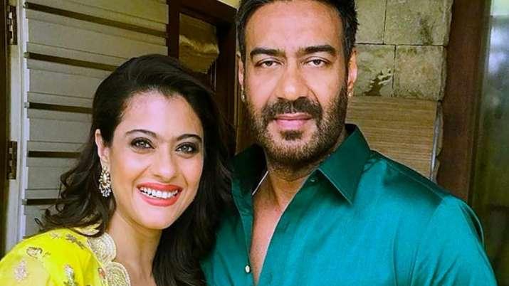 Ajay Devgn's definition of a selfie leaves wife Kajol amused