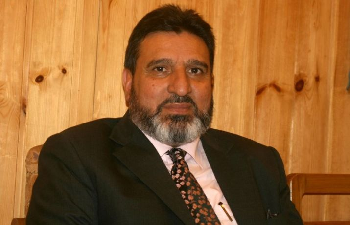 Altaf Bukhari to launch 'Aapki Party'