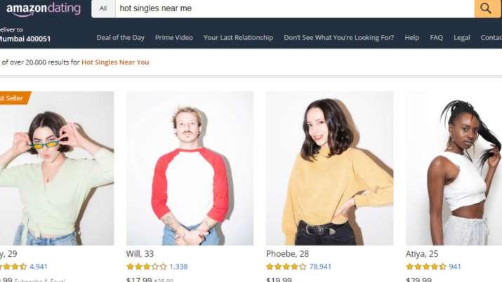 amazon, amazon dating site, fake amazon dating site, amazon dating site selling humans, amazon datin