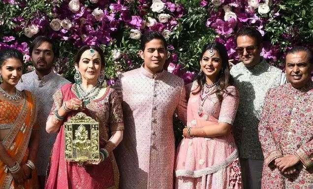 India Tv - Ambani's Family