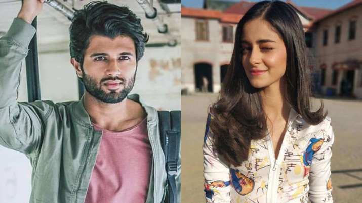 Ananya Panday to star opposite Vijay Deverakonda in Karan Johar's film