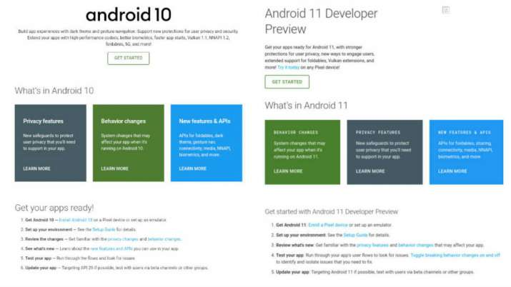 India Tv - google, android 11, android 11 developer preview, google developer preview website, android 11 featu
