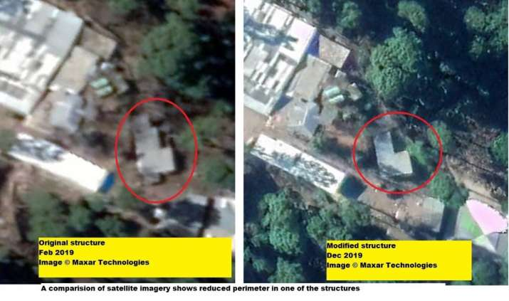 India Tv - One year of Balakot airstrike: This is how Pakistan's terror camp looks after revamp