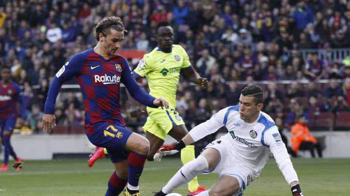 Watch Getafe CF Vs. Barcelona: Live Stream The La Liga ...  |Getafe- Barcelona