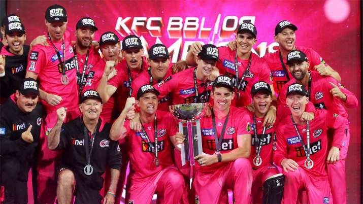 Sydney Sixers on Saturday beat Melbourne Stars by 19 runs