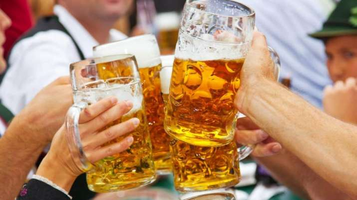 Half pint of beer a day can lead to longer life