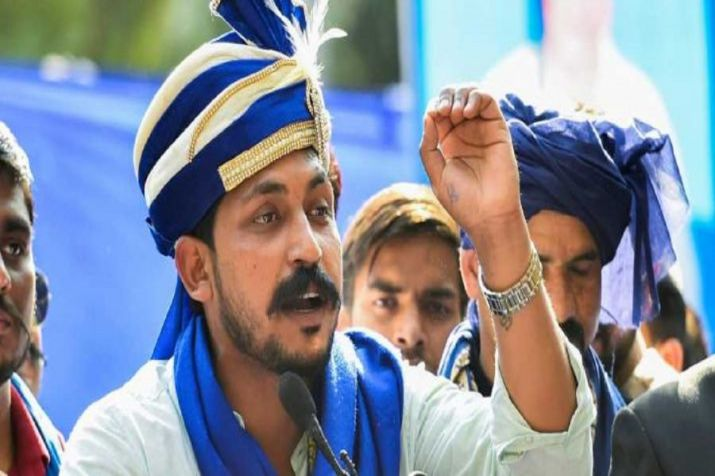 Bhim Army takes out protest march against SC ruling on reservation in promotions