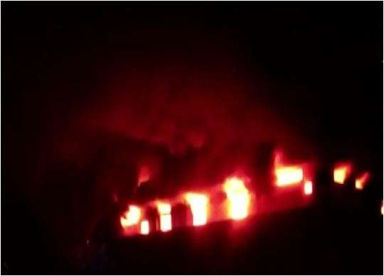 Maharashtra: Dyeing unit gutted in fire in Bhiwandi, no casualties