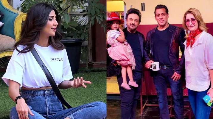 Shilpa Shetty, Adnan Sami join Salman Khan for fun tasks