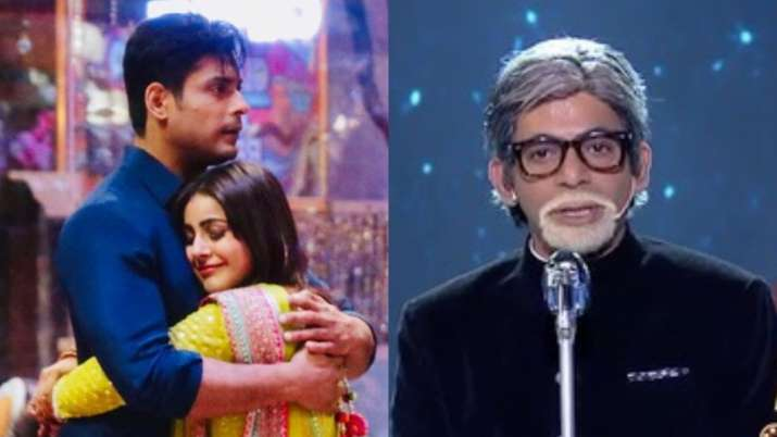 SidNaaz's performance to Sunil Grover's comedy, here's what