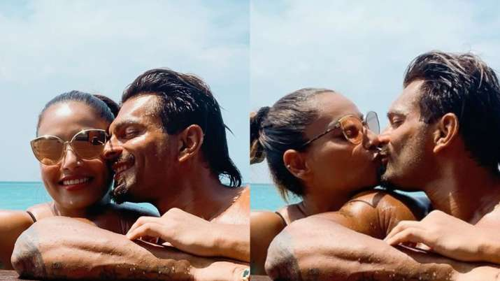 Seen Karan Singh Grover, Bipasha Basu's mushy photos from Maldives vacation yet?