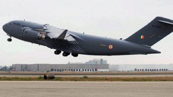 India to send its largest military aircraft to evacuate