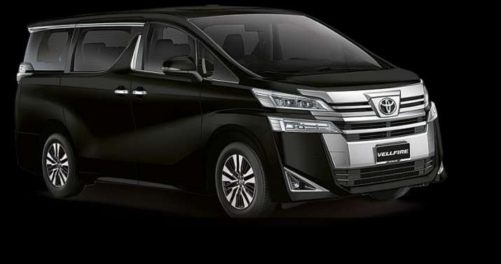 Toyota Vellfire Luxury MPV's India launch on February 26; expected price between Rs 68-80 lakh