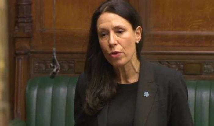 British MP Debbie Abrahams