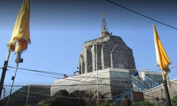 Biggest congregation witnessed at Shankracharya temple on