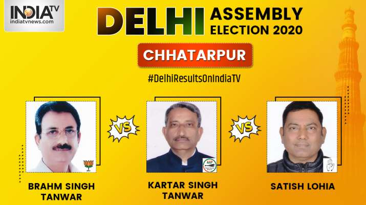 Delhi Assembly Election 2020: Chhatarpur Constituency