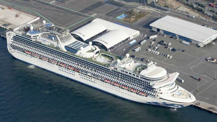 Coronavirus latest update: Condition of 3 infected Indians on Japanese cruise ship improves