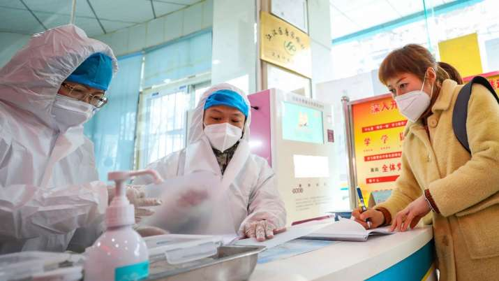 No coronavirus case currently in India
