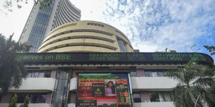 A file photo of BSE (PTI)