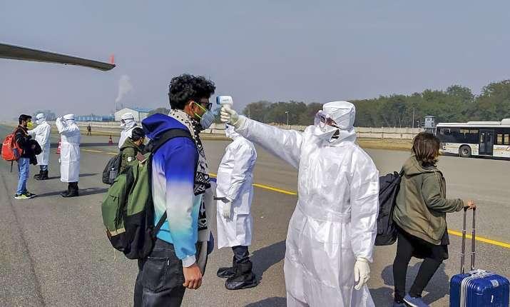 Coronavirus, Kolkata, Airport, Passenger, China, Wuhan, PTI