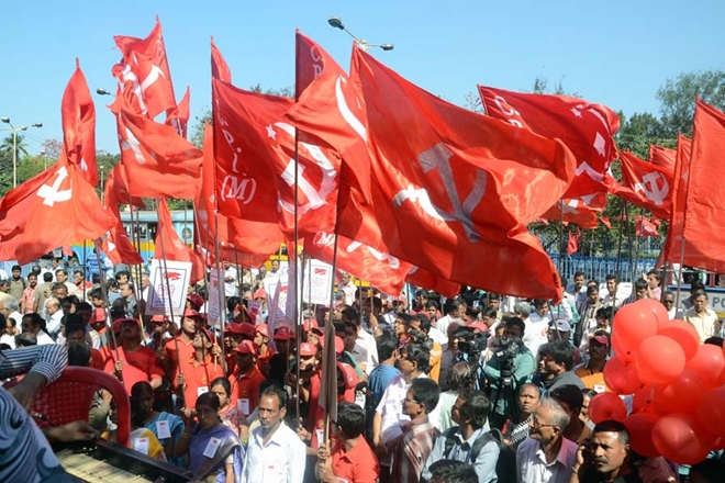 CPI(M) expels two student activists held for Maoist links