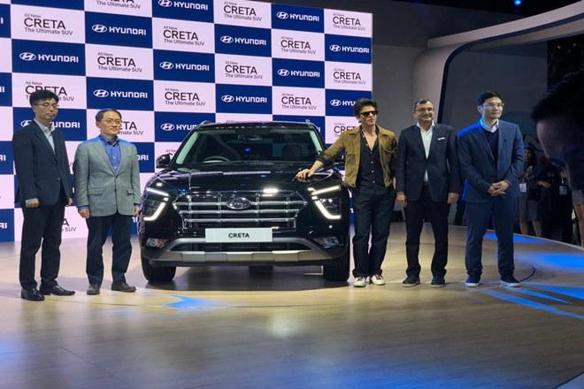 Auto Expo 2020: Hyundai unveils all-new Creta, launch in March