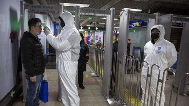 China coronavirus death toll reaches 2,870;  confirmed cases nearing 80,000