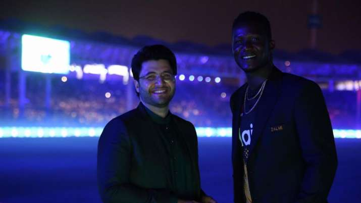 Darren Sammy set to get Pakistan's citizenship, application forwarded to President by PSL team's own