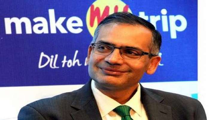 MakeMyTrip founder Deep Kalra steps down as CEO, Rajesh