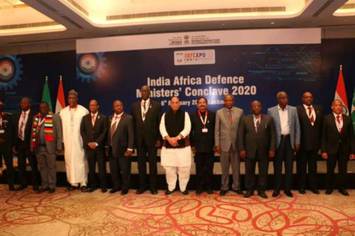 Defence Expo 2020, Lucknow Declaration, what is Lucknow Declaration, India Africa, india africa agre