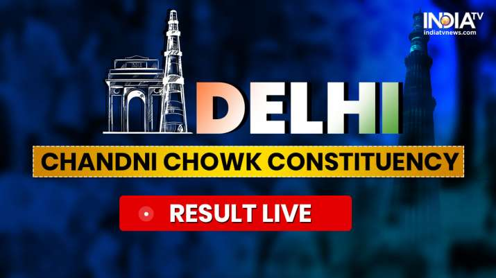 Chandini Chowk Assembly seats Elections Results Live