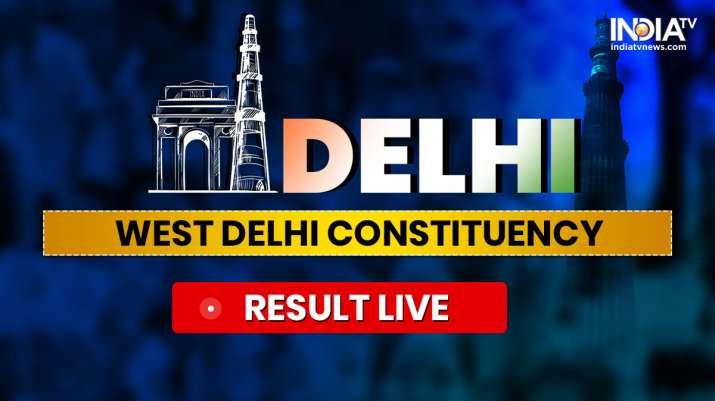 West Delhi Assembly Seats Election Result Live