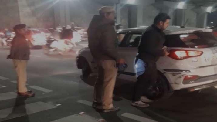 Noida, Ghaziabad borders, Delhi elections, Delhi police