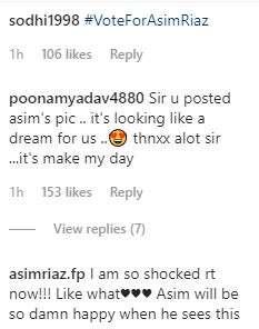 India Tv - John Cena shares Asim Riaz's photo