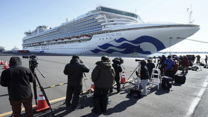 BREAKING: 2 Indians on Japanese cruise ship Diamond